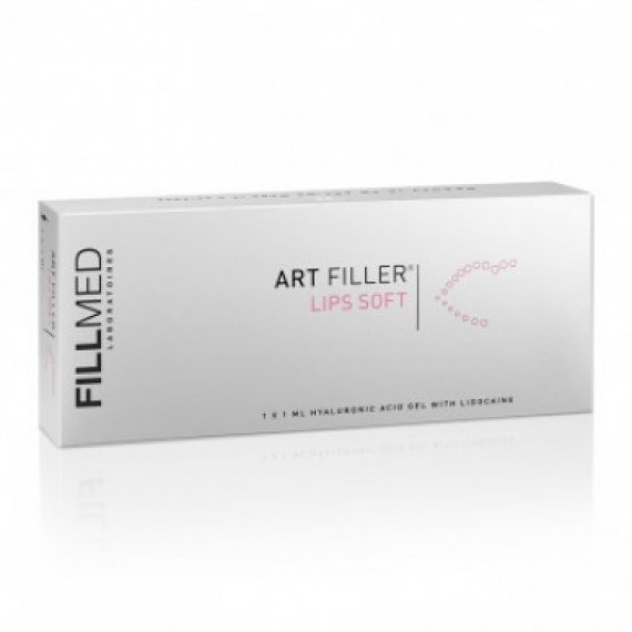 Fillmed Filorga Art Filler Lips Soft