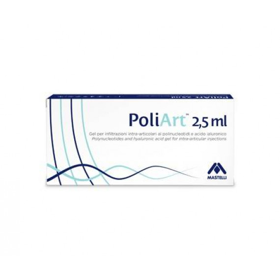 POLIART SIR.INTRA-ART.20MG/ML